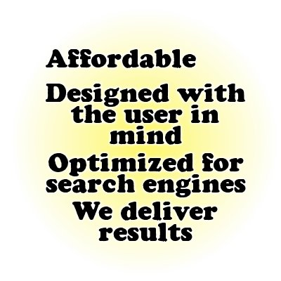 Affordable, User Driven, Optimized and Result Oriented